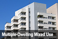 Multi Dwelling Mixed Use Structures